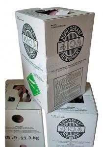 refrigerant freon R410A