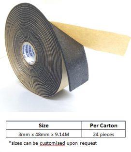 Superlon Self Adhesive Insulation Foam Tape